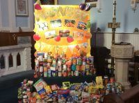 Thank you for your donations to the Black Country Food Bank