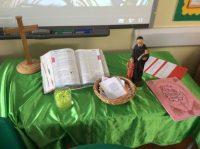 Y4 Class Liturgy on St. Vincent de Paul